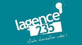 Studio d'animation vidéo - lagence235