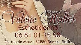 Valérie Haller - Esthéticienne