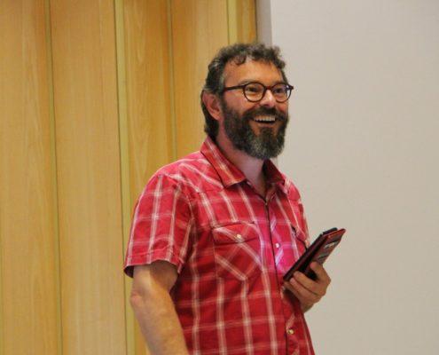 Patrick Brisse, président d'ENTREN