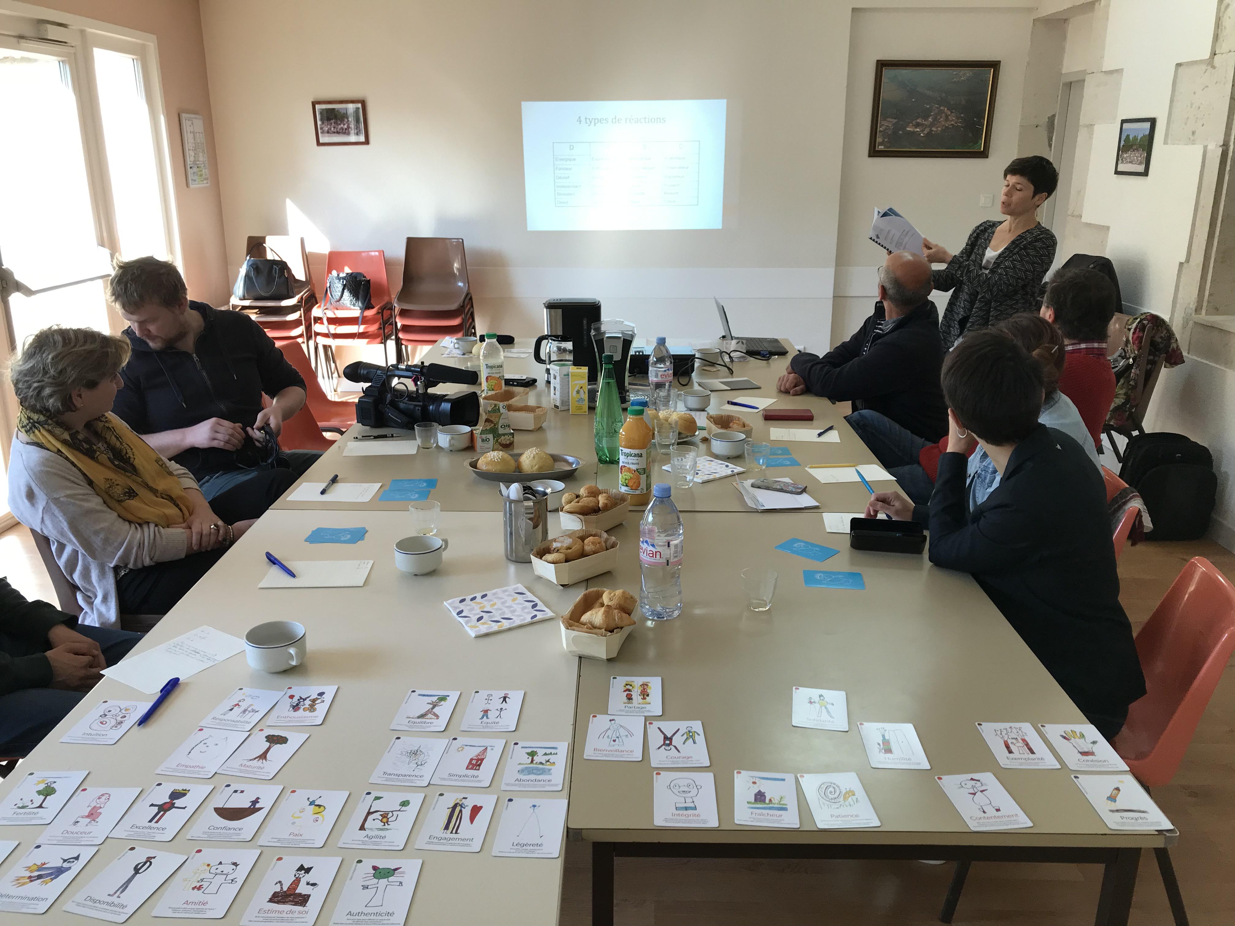 DSDH Formation et Médiation - présentation